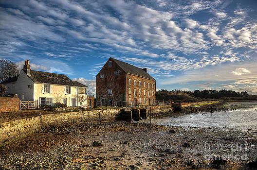 English Landscapes - The Old Millhouse