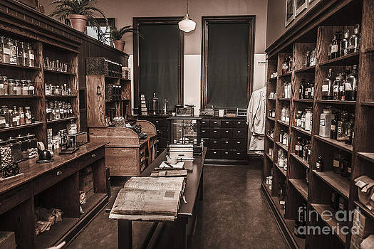 Darcy Michaelchuk - The Old Pharmacy