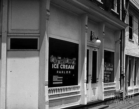 The Old Sweet Shop by   Joe Beasley