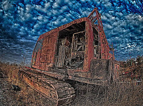 The Old Workhorse by Kimberleigh Ladd