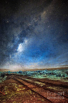 Russ Brown - The Outback Line