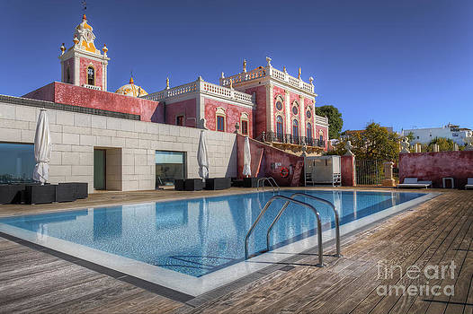 English Landscapes - The Palace Swimming Pool