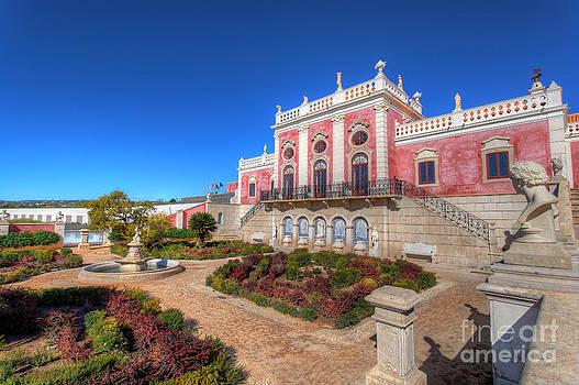 English Landscapes - The Palacio De Estoi