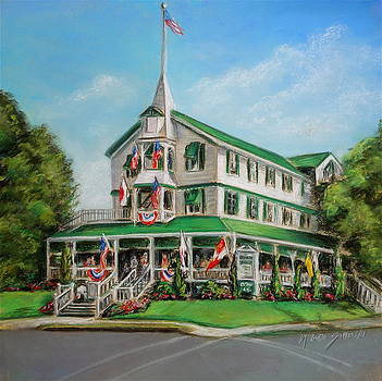The Parker House by Melinda Saminski