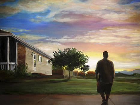 The Path Home by Emily Olson