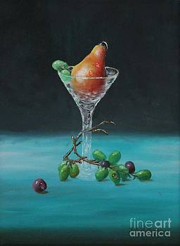 The Pear Martini by Bob Williams