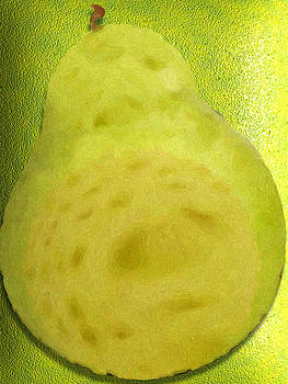 The Pear by Pharris Art
