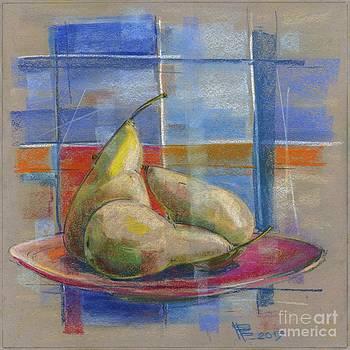 The Pears by Viacheslav Rogin