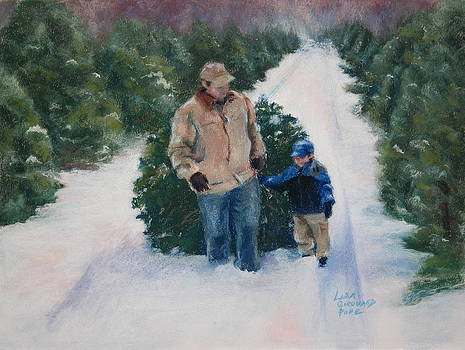 The Perfect Tree - SOLD by Lisa Pope