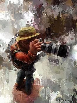 The Photographer by Barbara Orenya
