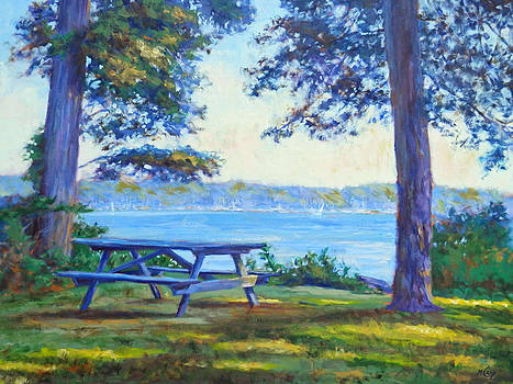 The Picnic Spot by Michael Camp