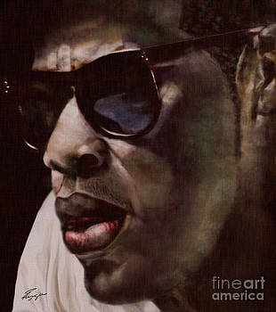 The Pied Piper of Intrigue - Jay Z by Reggie Duffie