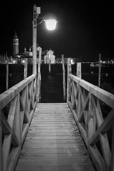 The Pier - Venice by Lisa Parrish