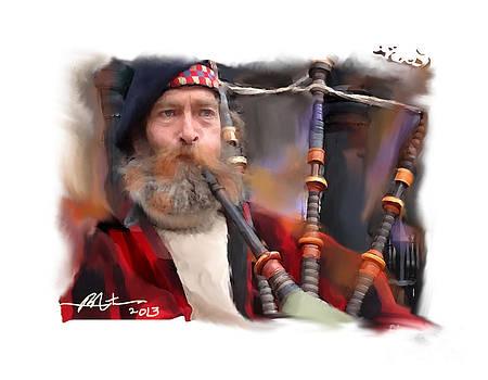The Piper by Bob Salo