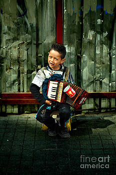The Player by Bener Kavukcuoglu