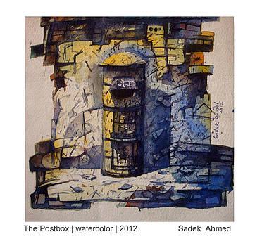 The Post Box by Sadek Ahmed