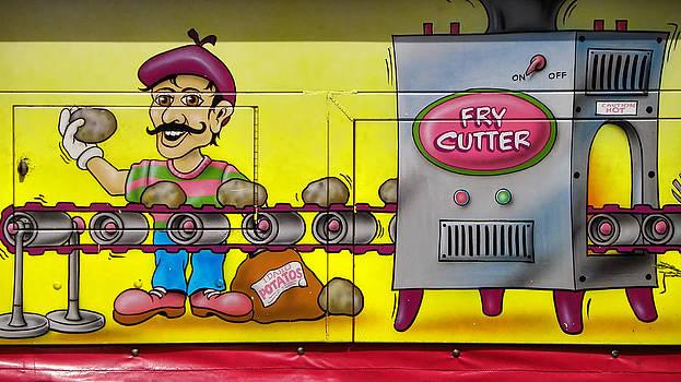Pamela Phelps - The Potato Cutter