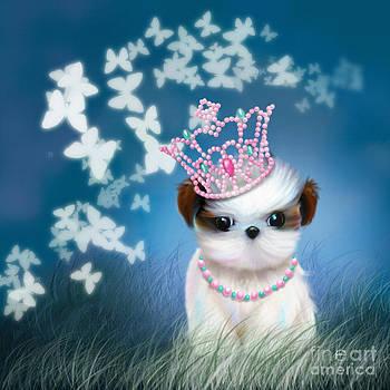 The Princess by Catia Cho