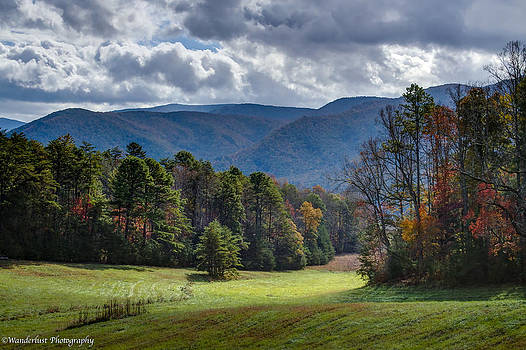 The Promised Land Cades Cove by Paul Herrmann