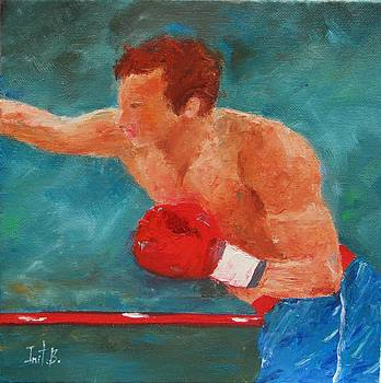 The Punch by Irit Bourla
