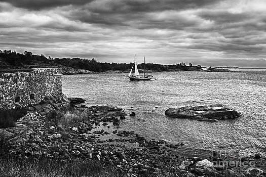 The Quiet Harbor by Giovanni Chianese