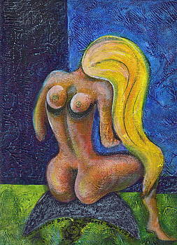 Ion vincent DAnu - The Quirky Nude
