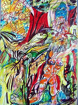 The Raising of Lazarus by Gregory Anthony Stone