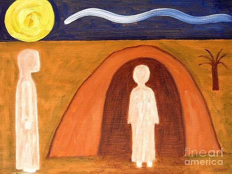 The Raising Of Lazarus by Patrick J Murphy
