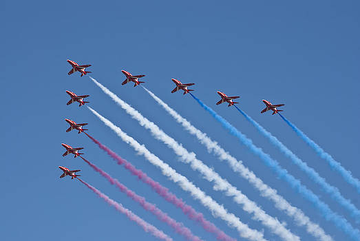 Steve Purnell - The Red Arrows