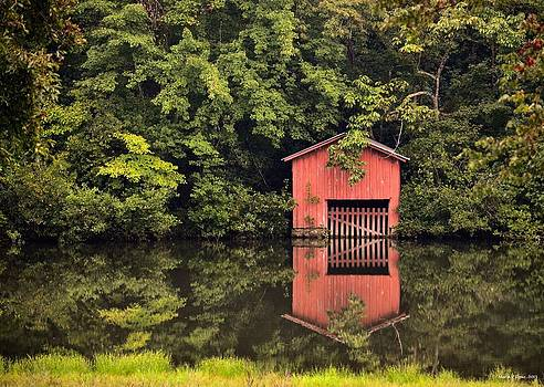 Maria Urso  - The Red Boathouse