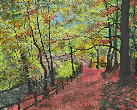 The Red Path by Leo Gehrtz