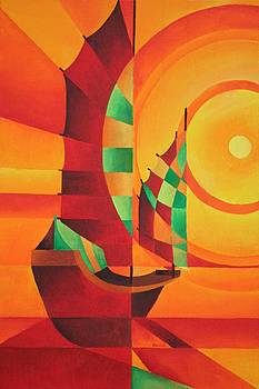 Tracey Harrington-Simpson - The Red Sea