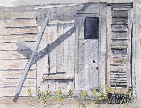 The Remains by Jackie Mueller-Jones