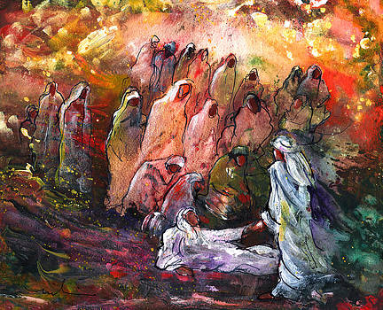 Miki De Goodaboom - The Resurrection Of Lazarus