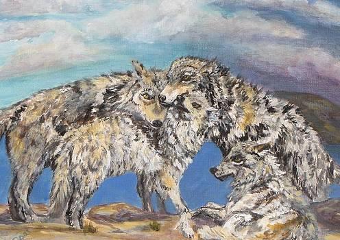 The Return by Caroline Owen-Doar