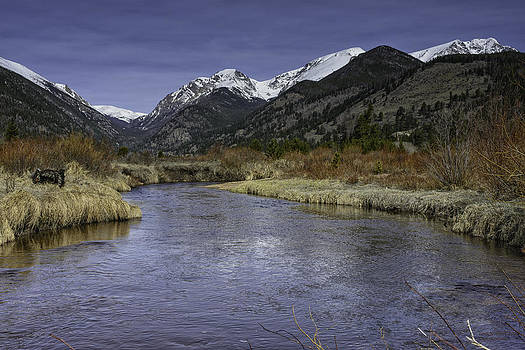 The River Flows by Tom Wilbert