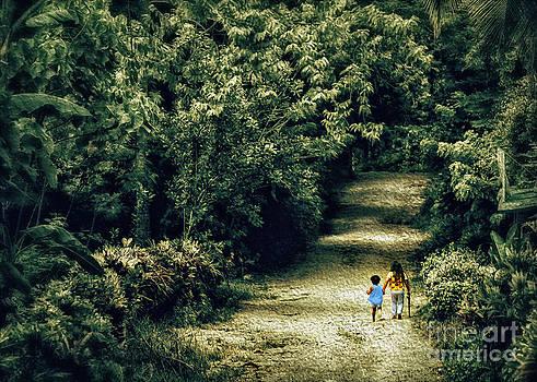 The Road Ahead by Jojie Alcantara