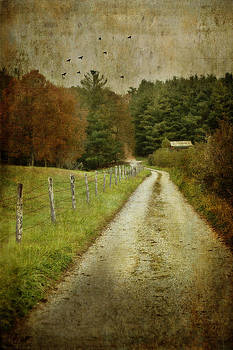 The Road To A Friend's House by Kathy Jennings