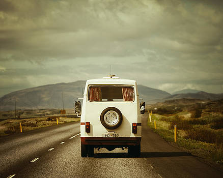 The Road Trip by Irene Suchocki