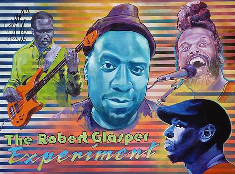 The Robert Glasper Experiment 2013 by Reuben Cheatem