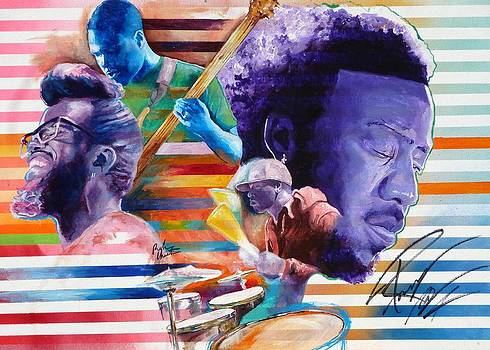 The Robert Glasper Experiment by Reuben Cheatem