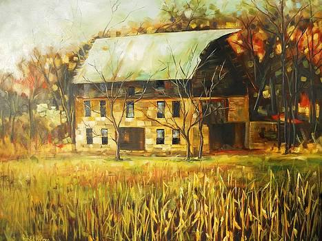 The Rock Barn by Brandi  Hickman