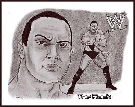 Chris  DelVecchio - The Rock