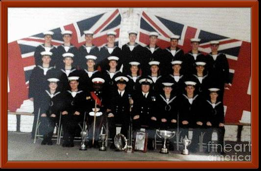 The Royal Navy by Julie Dunkley