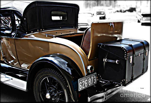 The Rumble Seat  by Steven  Digman
