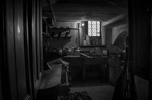 The Scullery by Darren Marshall