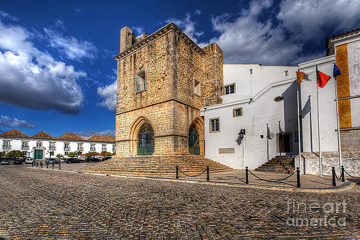 English Landscapes - The SE Cathedral Faro Portugal