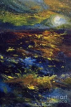 The Sea by Myra Maslowsky