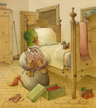 Kestutis Kasparavicius - The Shaky Knight 05