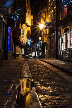 The Shambles York by Glenn Hewitt